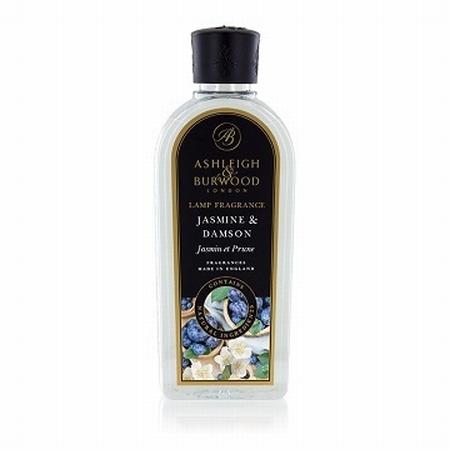Jasmine & Damson 250ml Lamp Oil