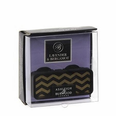 Lavender & Bergamot Car Freshener (30 dagen geurafgifte)