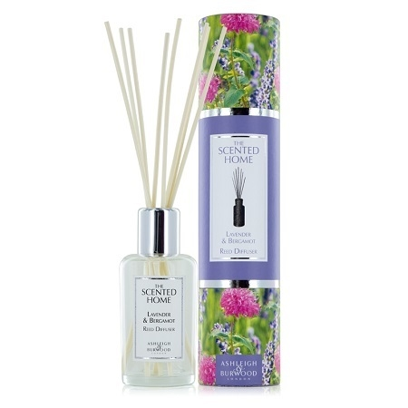 Lavender & Bergamot 150ml Geurstokjes