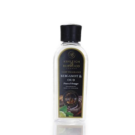Bergamot & Oud 250ml Lamp Oil