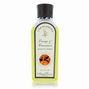 Orange & Cinnamon 500ml Lamp Oil